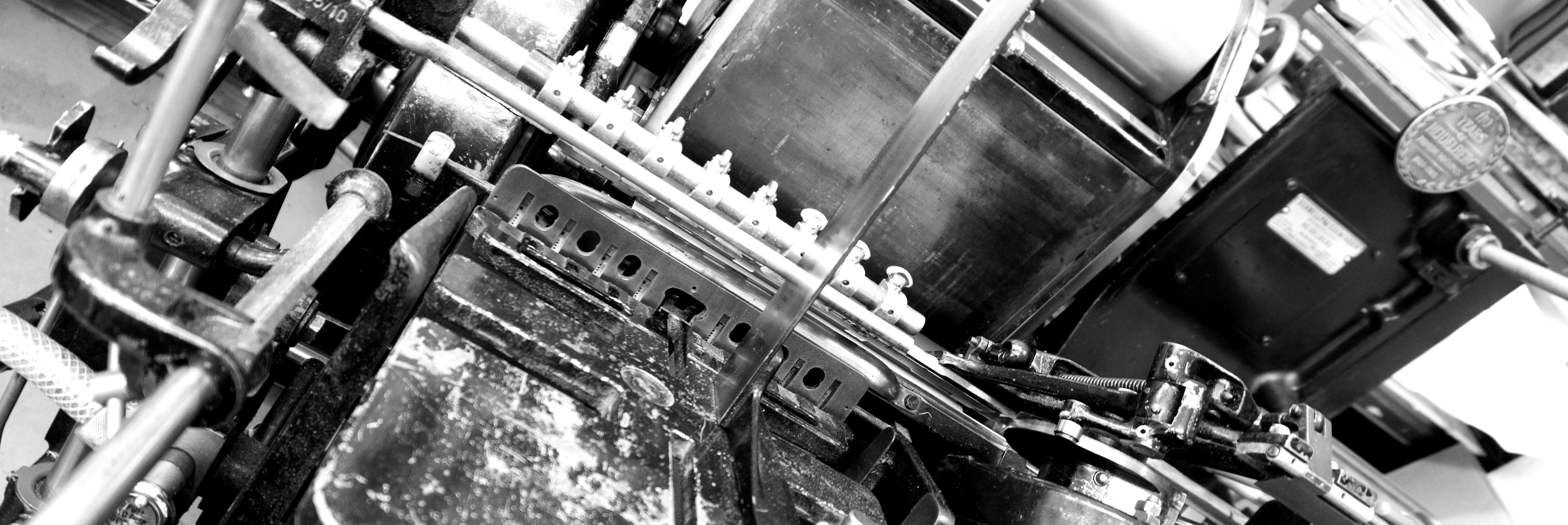 Letterpress Design Heidelberg Printing Press