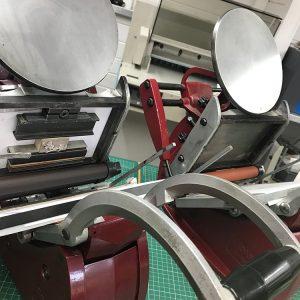 Adana 8x5 printing presses